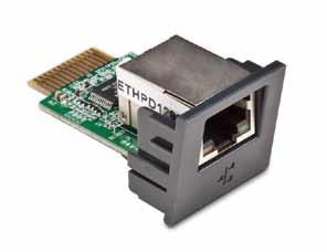 Intermec Ethernet (IEEE 802.3) Module módulo conmutador de red Ethernet rápido