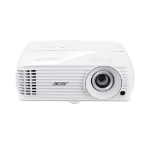 Acer Essential P1650 Beamer/Projektor 3500 ANSI Lumen DLP WUXGA (1920x1200) 3D Kompatibilität Deckenprojektor Weiß