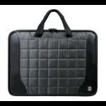 """Port Designs Berlin II 10""""/12.5"""" 31.8 cm (12.5"""") Briefcase Black"""