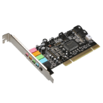Microconnect MC-CMI6CH-PCI Internal 5.1channels PCI audio card