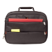 "Urban Factory CCC01UF-V2 notebook case 39.6 cm (15.6"") Briefcase Black"