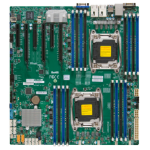 Supermicro X10DRi server/workstation motherboard LGA 2011 (Socket R) Intel® C612 Extended ATX