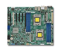 Supermicro X9DAL-i server/workstation motherboard LGA 1356 (Socket B2) Intel® C602