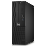 DELL OptiPlex 3050 3.9GHz i3-7100 SFF 7th gen Intel® Core™ i3 Black PC