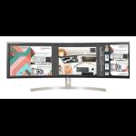 """LG 49WL95C-W LED display 124.5 cm (49"""") 5120 x 1440 pixels UltraWide Dual Quad HD White"""