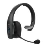 BlueParrott B450-XT MS Headset Head-band USB Type-C Bluetooth Black