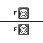 Black Box FOT127 fiber optic connector LC