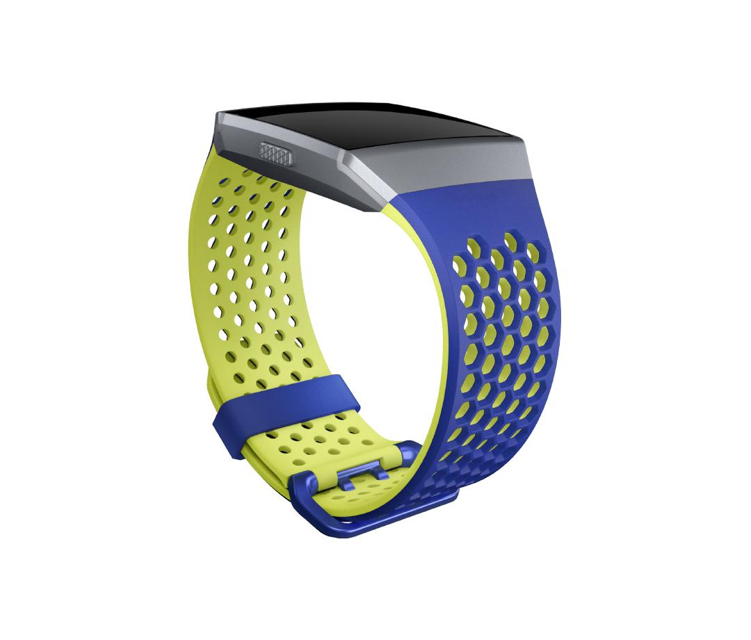 Fitbit FB-164SBBUL Azul, Cal
