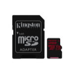 Kingston Technology Canvas React Flash Speicher 128 GB MicroSDXC Klasse 10 UHS-I