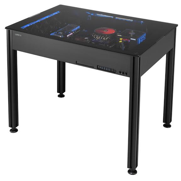 Lian Li DK-Q2 X Desktop Black