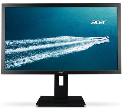 "Acer Professional B286HK 28"" Grey 4K Ultra HD"
