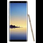 "Samsung Galaxy Note8 SM-N950F 16 cm (6.3"") Dual SIM Android 7.1.1 4G USB Type-C 6 GB 3300 mAh Gold"