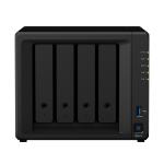 Synology DiskStation DS418 Ethernet LAN Mini Tower Black NAS