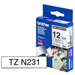 Brother TZ-N231 P-Touch Ribbon, 12mm x 8m