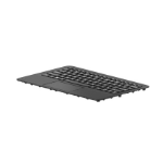 HP L83985-031 notebook spare part Housing base + keyboard