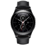 "Samsung Gear S2 Classic 1.2"" SAMOLED 40.8g Black smartwatch"
