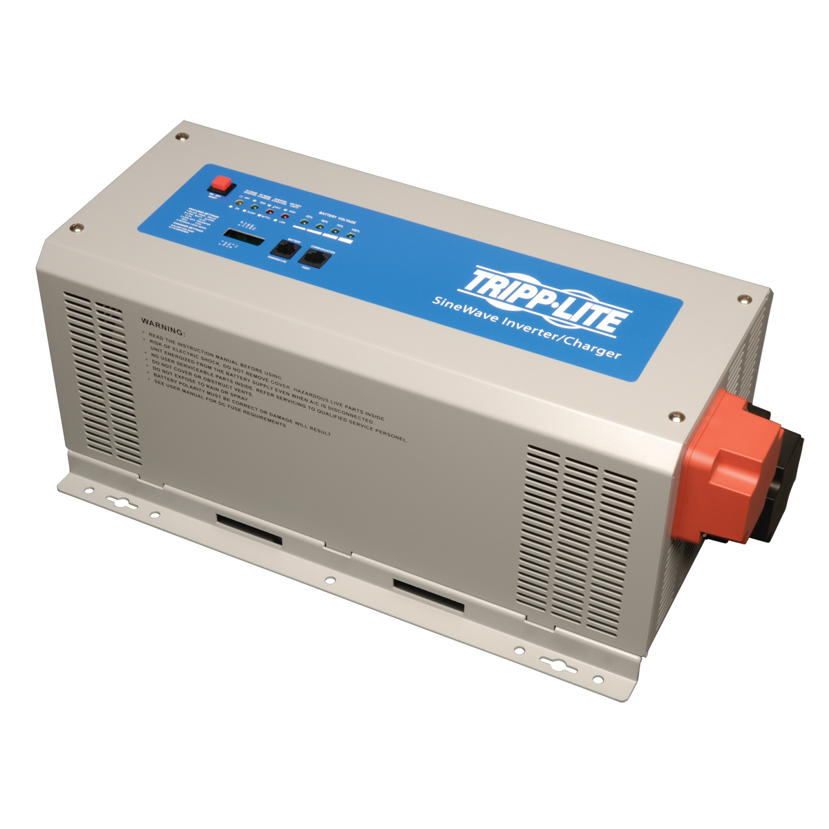 1000w Inverter / Charger Sine Wave 12vdc 230v 4a / 40a Hardwire