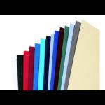 GBC LeatherGrain Binding Covers 250gsm A4 White (100)