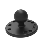 RAM Mounts Round Plate with Ball