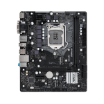 Asrock H470M-HDV/M.2 Intel H470 LGA 1200 (Socket H5) micro ATX