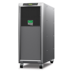 Galaxy 300 40kVA 400V 3:3 with Long Backup Charger, Start-up 5x7