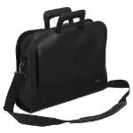 "DELL Targus 14 Executive Topload notebook case 35.6 cm (14"") Briefcase Black"