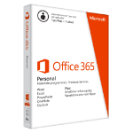 Microsoft Office 365 Personal 1user(s) 1year(s) Dutch