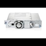 Hewlett Packard Enterprise StoreEver LTO-6 Ultrium 6250 FC tape drive Internal 2500 GB