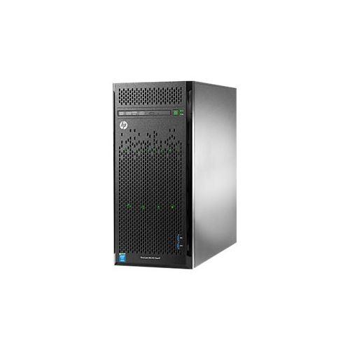 HP E ProLiant ML110 Gen9 - Server - tower - 4.5U - 1-way - 1 x Xeon E5-2603V4 / 1.7 GHz - RAM 8 GB - SA