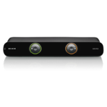 Belkin F1DD102Lea KVM switch Black