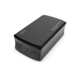 "Digitus DA-71117 storage drive enclosure 3.5"" HDD enclosure Black"