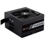 Corsair TX550M power supply unit 550 W 20+4 pin ATX ATX Black