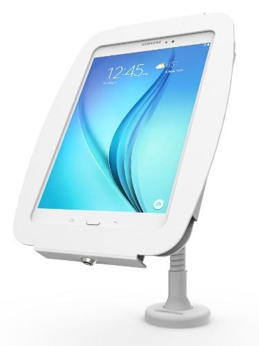 "Maclocks 159W910AGEW 10.1"" White tablet security enclosure"