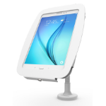 "Maclocks 159W910AGEW 10.1"" White tablet security enclosure"