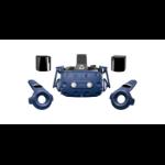 HTC VR-Brille Vive Pro - Full Kit Dedicated head mounted display Violet