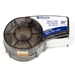 Brady 110900 Black, Translucent, White Self-adhesive printer label