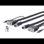 VivoLink Pro VGA+Audio Cross Wall 7.5M