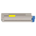 OKI 45862837 Toner yellow, 7.3K pages