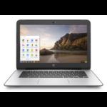 "HP Chromebook 14 G4 2.16GHz N2840 14"" 1366 x 768Pixels Zilver Chromebook"