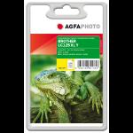 AgfaPhoto APB125YD ink cartridge Yellow