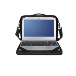 "Belkin AIR PROTECT Always-On 11"" notebook case 27.9 cm (11"") Briefcase Black"