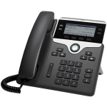 Cisco IP Phone 7841 with Multiplatform Phone firmware