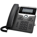 Cisco 7841 IP phone Black, Silver Wired handset LCD 4 lines