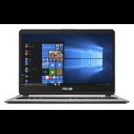 """ASUS X507UA-BR561T Grey Notebook 39.6 cm (15.6"""") 1366 x 768 pixels 1.60 GHz 8th gen Intel® Core™ i5 i5-8250U"""