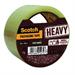 Scotch HD PACKING TAPE 50MMX50M CLR