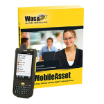 Wasp MobileAsset Standard bar coding software