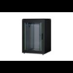 Digitus DN-19 22U-8/8-B-1 Freestanding 22U Black rack