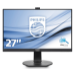 Philips P Line Monitor LCD UHD 4K con PowerSensor 272P7VPTKEB/00
