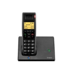 British Telecom Diverse 7110 DECT telephone Caller ID Black