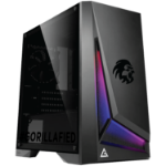 Gorilla Gaming Killer Gorilla Lite - Ryzen 5 2600 3.4Ghz, 8GB RAM, 480GB SSD, RX 570 8GB